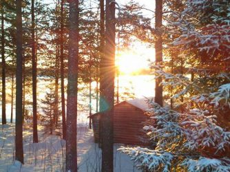 Vintern är vacker!